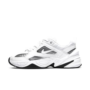 Nike M2K Tekno 女子新银白复古增高老爹鞋休闲跑步鞋 CJ9583-100