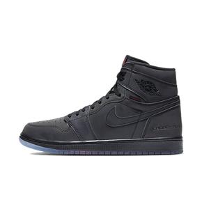 預售!Air Jordan 1 AJ1 Zoom R2T 純黑3m反光 炫彩銀河 BV0006-900(2019.12.7發售)