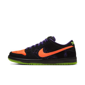 Nike SB Dunk Low 恶作剧之夜 万圣节限定 BQ6817-006(2019.10.31发售)