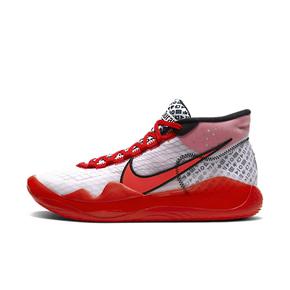 Nike KD 12 杜兰特 Youtube黑白红 篮球鞋CQ7734-900