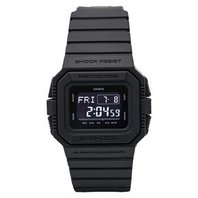 卡西欧G-SHOCK手表DW-5600BB-1运动手表数字显示潮流防水手表男