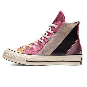 Converse Chuck 1970S 金属彩虹拼接板鞋 565866C