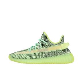 "Adidas Yeezy Boost 350 V2 ""Yeezreel"" 黑绿 FW5191(2019.12.14发售)"