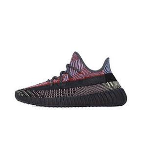 预售!Adidas Yeezy 350 V2 Yecheil 椰子350新黑红 FW5190(2019.12.20发售)