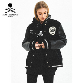 MASTERMIND WORLD Baseball Jacket B075796