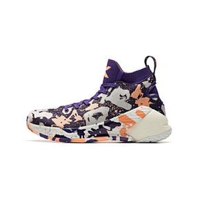 Anta安踏 KT4 洛城晚霞 汤普森联名款篮球鞋 11941104S-2