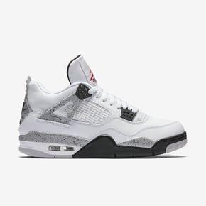 "Air Jordan 4 ""Cement"" 配色 840606-192"