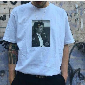 Supreme x Michael Jackson T恤