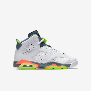 """Air Jordan 6 GS """"Bright Mango"""" 384665-114"""
