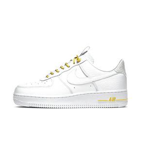 Nike Air Force 1 Lux White 纯白 反光板鞋 898889-104