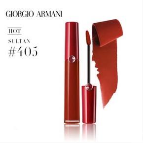 意大利 Armani/阿瑪尼 紅管唇釉 #405 6.5ml
