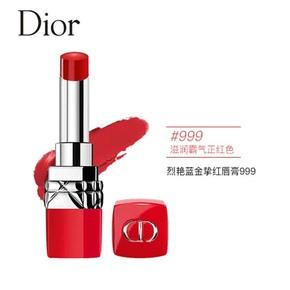法國 Dior/迪奧 烈艷藍金 紅管 #999 3g