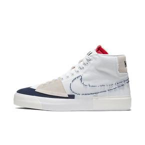 Nike Blazer MID 拆钩 拼接解构耐克休闲板鞋 CI3833-100