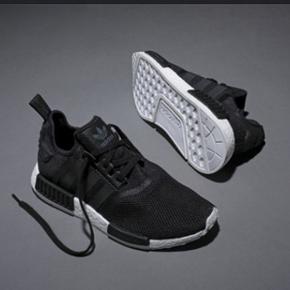断码特惠!Adidas NMD Boost 黑白色 S79165