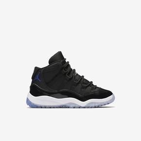 """Air Jordan 11""""Space Jam"""" 童鞋 378039-378040-003"""