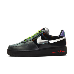 Nike Air Force 1 Vandalized小丑断钩荧光鞋带 CT7359-001
