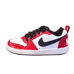 Nike Court女子鼠年新年芝加哥白红低帮休闲板鞋