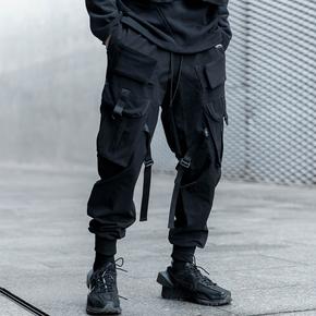 CATSSTAC 2020SS  伞兵裤四代束脚裤