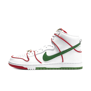 Paul Rodriguez x Nike SB Dunk High 拳击手套 CT6680-100(2020.1.18发售)