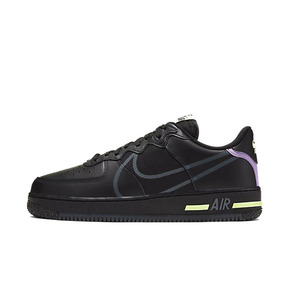 Nike Air Force 1 React AF1解构空军一号板鞋 CD4366-001