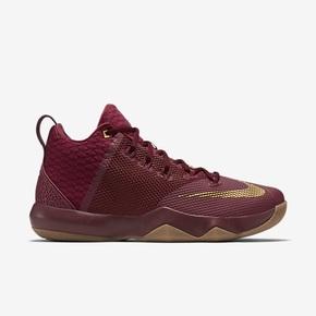 Nike LeBron Ambassador 9 酒红色 852413-676