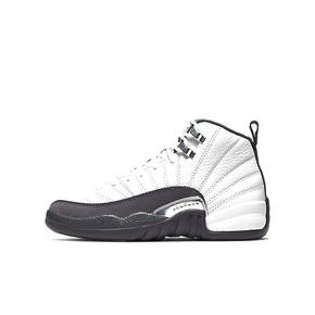 Air Jordan 12 Retro Dark Grey (GS)篮球鞋153265-160