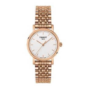 天梭(TISSOT)瑞士手表 魅时系列钢带石英女士手表T109.210.33.031.00