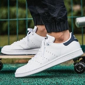 Adidas Originals Stan Smith 蓝尾 M20325