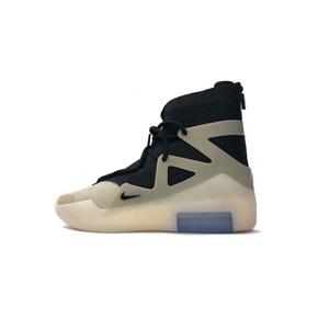 预售!Nike Air Fear of God 1 Oatmeal 黑百灰 篮球鞋 AR4237-902