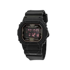 美国直邮!CASIO G-SHOCK 数字显示方块手表DW5600MS-1