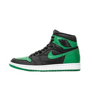 预售!Air Jordan 1 Pine Green AJ1 OG 松绿 乔1 黑绿 脚趾 555088-030(2020.2.29日发售)