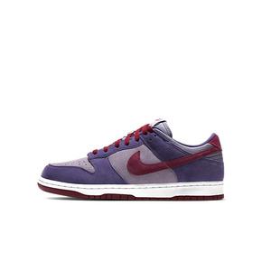 预售!Nike Dunk Low Plum 2020 树莓紫 翻毛皮 低帮 滑板鞋 CU1726-500(2020.2.7发售)