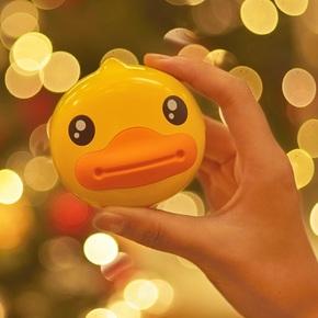 B.Duck 小黄鸭充电暖手宝 4000mAH 恒温50℃