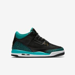 """Air Jordan 3 GS """"Rio Teal"""" 441140-018"""