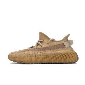 预售!Adidas Yeezy 350 V2 大地椰子 黄金 侧透 FX9033(2020.2.22发售)