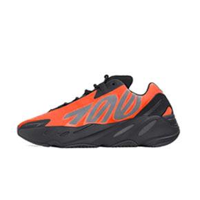 "Adidas Yeezy 700 MNVN ""Orange"" 侃爷椰子700 黑橙 FV3258(2020.2.28发售)"