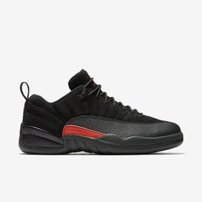 Air Jordan 12 Low Max Orange 黑橙 308317-003