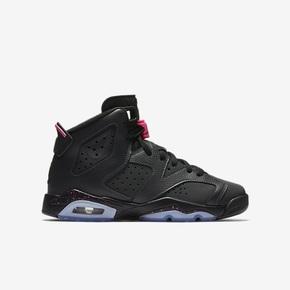 Air Jordan 6 GS Hyper Pink 黑粉 543390-008