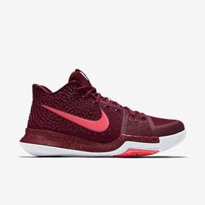 限时秒杀两天699元!Nike Kyrie 3 红色 852396-681