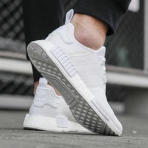 断码特惠!Adidas NMD Boost 白色 S79166