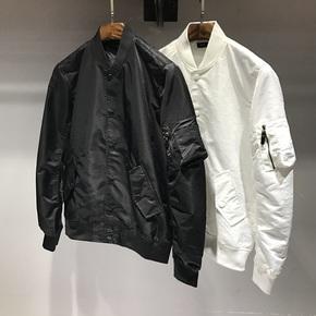 JOESPIRIT 迷彩肌理WETREND系列两色短款夹克JTJK03