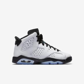 预售!Air Jordan 6 GS 黑白熊猫 384665-122