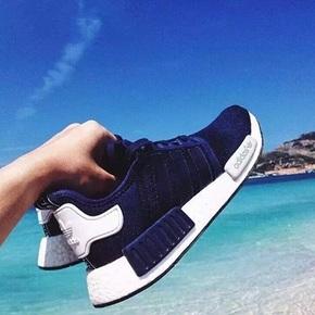 Adidas NMD Boost 藏蓝色 S79161