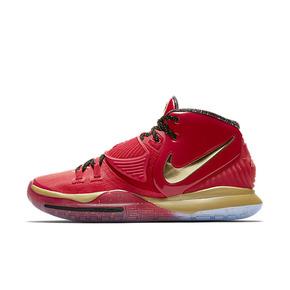 Nike Kyrie 6 All Star 欧文6代红黄全明星实战篮球鞋 CD5026-900