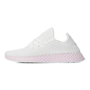 Adidas三叶草 女款DEERUPT网格运动休闲鞋B37601