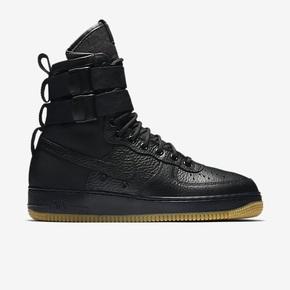 Nike Special Field Force 1 黑色生胶 864024-200
