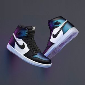 "Air Jordan 1 ""All-Star"" 907958-015  907959-015"