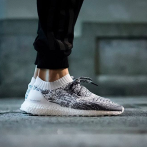 Adidas Ultra Boost Uncaged Non Dyed 白噪音 BA9616