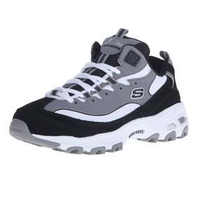 斯凯奇Skechers Sport D'Lites 女士时尚运动鞋