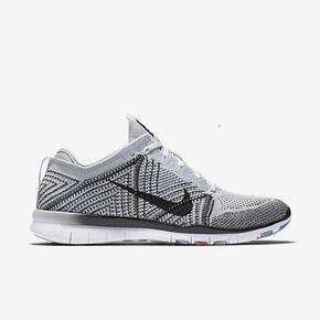 Nike FreeTR 5 Flyknit 女训练鞋 718785-100